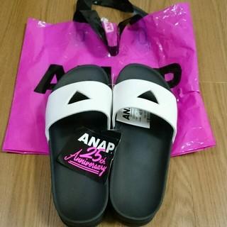 アナップ(ANAP)の新品✨ANAPサンダルL(ビーチサンダル)