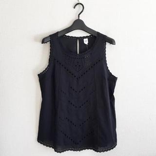 ギャップ(GAP)のGAP♡新品♡ノースリーブプルオーバーシャツ(シャツ/ブラウス(半袖/袖なし))