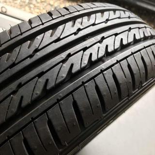 グッドイヤー(Goodyear)の2015年製 155 65 14 グッドイヤー GT-Eco Stage(タイヤ)