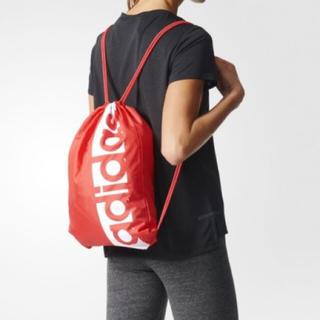 アディダス(adidas)の新品 adidas リニアロゴジムバッグ(リュック/バックパック)