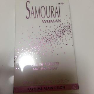 サムライ(SAMOURAI)の未開封🌸サムライウーマン(香水(女性用))