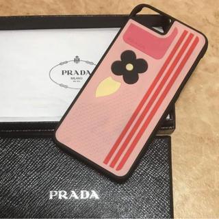 プラダ(PRADA)のプラダ iPhone7ケース⭐︎未使用に近い⭐︎正規品⭐︎(iPhoneケース)