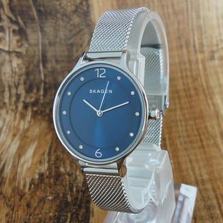 スカーゲン(SKAGEN)の新品 SKAGEN 腕時計 レディース SKW2307 ブルー 美しく手首に(腕時計)