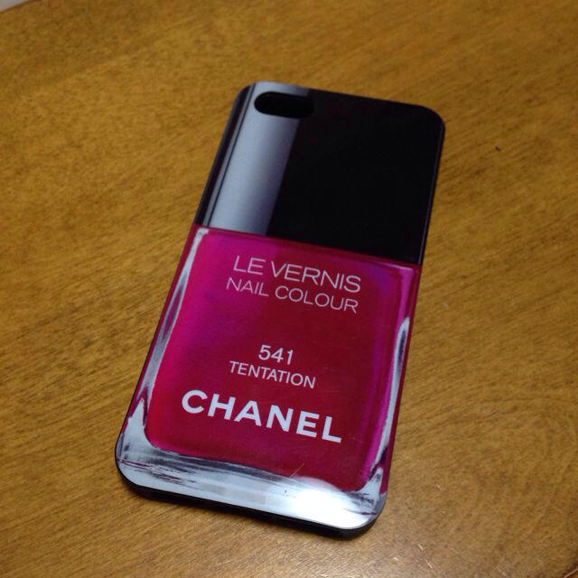 CHANEL  iPhoneケースの通販 by Ahh ♡'s shop|ラクマ