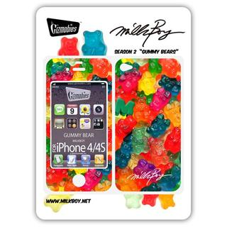ミルクボーイ(MILKBOY)のMILKBOY  Gizmobies モバイルプロテクター iPhone4/4S(iPhoneケース)