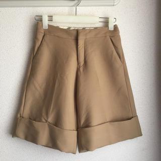 ダブルスタンダードクロージング(DOUBLE STANDARD CLOTHING)のダブスタ ハーフパンツ(ハーフパンツ)