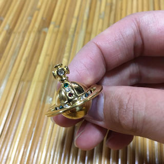 ヴィヴィアンウエストウッド(Vivienne Westwood)のソリッドオーブリング(リング(指輪)