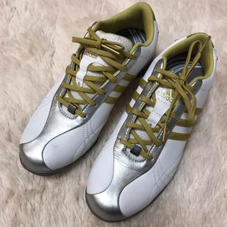 アディダス(adidas)のadidas レディースゴルフシューズ(シューズ)