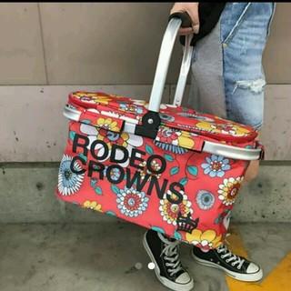 ロデオクラウンズワイドボウル(RODEO CROWNS WIDE BOWL)のロデオ☆フラワーバスケット(バスケット/かご)
