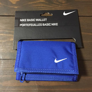 ナイキ(NIKE)の《新品未使用》ナイキ ウォレット 財布 お子様 子供(財布)
