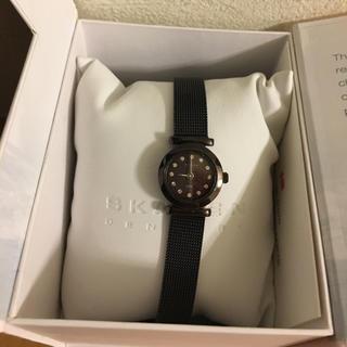 スカーゲン(SKAGEN)のレディース 腕時計 ブラック(腕時計)