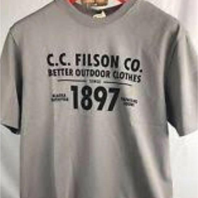 FILSON(フィルソン)の新品 フィルソン Filson メンズ トップス Tシャツ XS アウトドア メンズのトップス(Tシャツ/カットソー(半袖/袖なし))の商品写真