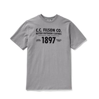 フィルソン(FILSON)の新品 フィルソン Filson メンズ トップス Tシャツ XS アウトドア(Tシャツ/カットソー(半袖/袖なし))
