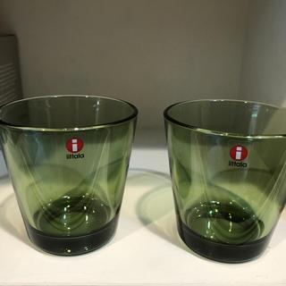 イッタラ(iittala)のイッタラカルティオタンブラー新品未使用(グラス/カップ)
