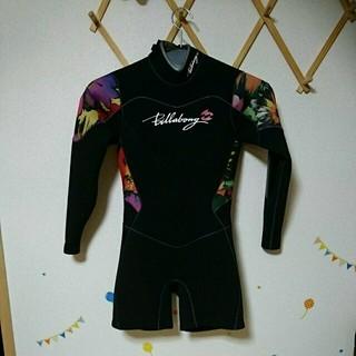 ビラボン(billabong)の新品 ビラボン レディース ウェットスーツ ロンスプ ロングスリーブ(サーフィン)
