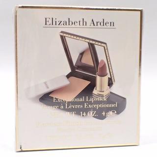 エリザベスアーデン(Elizabeth Arden)のB14 未開封 エリザベスアーデン ビューティーエッセンシャル 口紅 パウダー(フェイスパウダー)