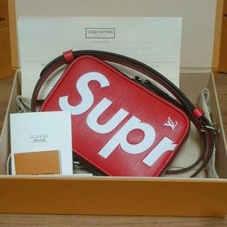 シュプリーム(Supreme)のシュプリーム ヴィトン SUPREME x LOUIS VUITTON バッグ(ショルダーバッグ)