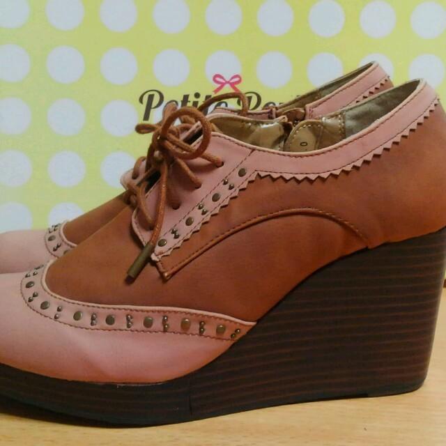 新品 ハイヒール レディース 靴 ピンク レディースの靴/シューズ(ハイヒール/パンプス)の商品写真