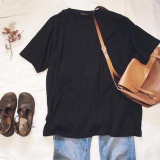 Big T-shirt one-piece(Tシャツ(半袖/袖なし))