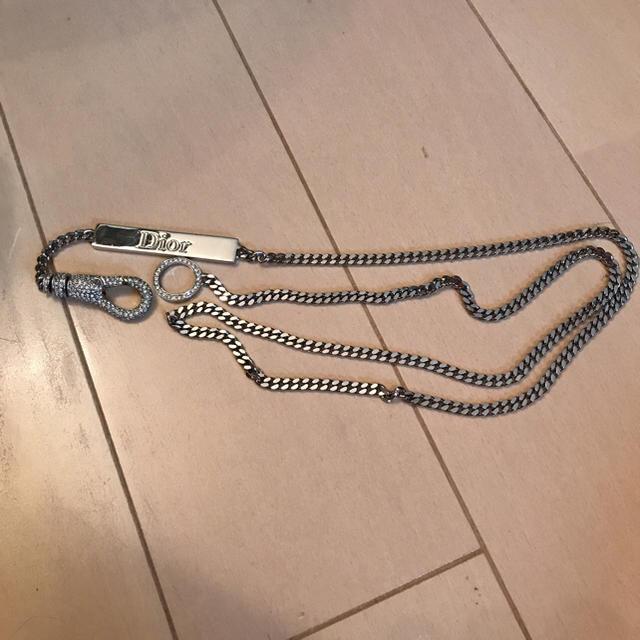 Dior(ディオール)のディオール♡チェーンベルト レディースのファッション小物(ベルト)の商品写真