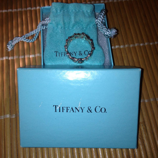ティファニー(Tiffany & Co.)のTIFFANY&Co.*リング(リング(指輪))