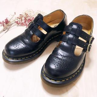 ドクターマーチン(Dr.Martens)のドクターマーチン メリージェーン 正規品(ローファー/革靴)