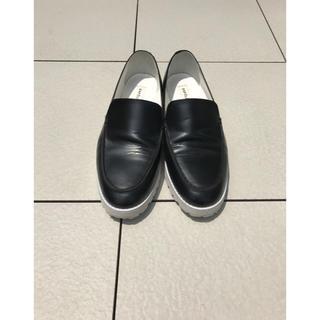 エンフォルド(ENFOLD)のENFOLD ローファー/ 黒(ローファー/革靴)