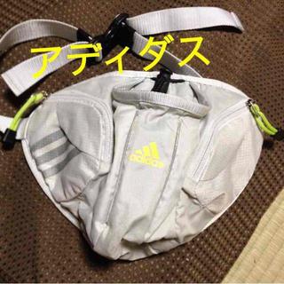 アディダス(adidas)のアディダス☆ウエストバッグ(ボディバッグ/ウエストポーチ)