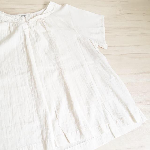 SM2(サマンサモスモス)の↓ ▽ SM2 セーラーブラウス △ レディースのトップス(シャツ/ブラウス(半袖/袖なし))の商品写真