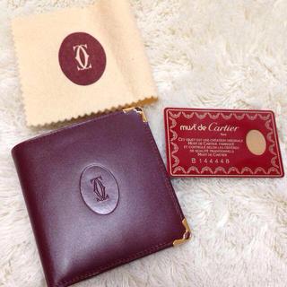 カルティエ(Cartier)のカルティエの財布(財布)