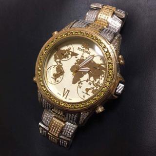 アヴァランチ(AVALANCHE)のアイスリンクICELINKマルコポーロavalancheアバランチICETEK (腕時計(アナログ))
