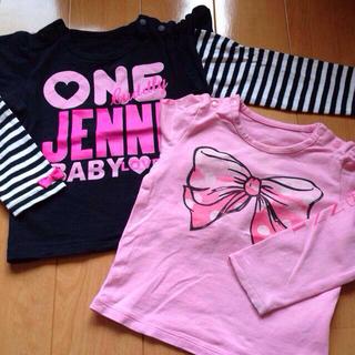 ジェニィ(JENNI)のJENNI♡ロンTセット(Tシャツ(長袖/七分))