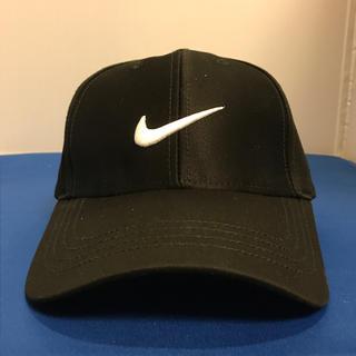 ナイキ(NIKE)の Nike cap ナイキ キャップ 黒(キャップ)