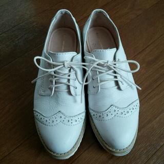 ガリャルダガランテ(GALLARDA GALANTE)の上質革 流行のフラットシューズ(ローファー/革靴)
