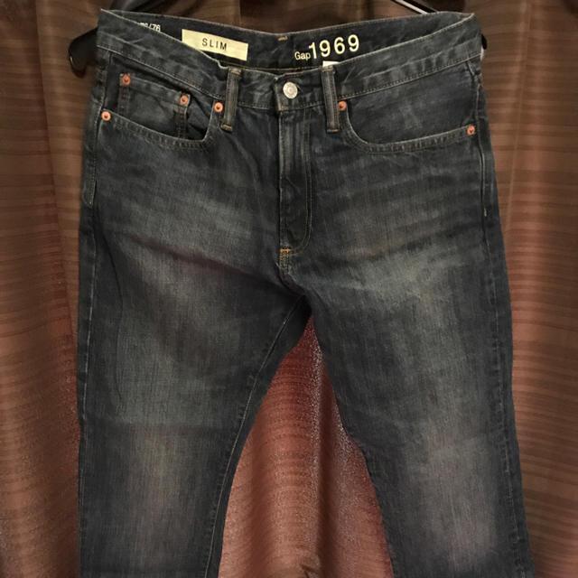 GAP(ギャップ)のGAP デニム メンズのパンツ(デニム/ジーンズ)の商品写真
