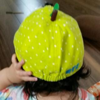 ビッツ(Bit'z)の子供帽子  キャップ  Bit'z  48cm  丸洗いOK(帽子)