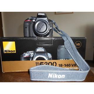 ニコン(Nikon)のVict様用 ニコン D5300+レンズ3本 美品(デジタル一眼)