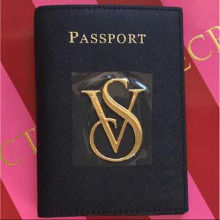 ヴィクトリアズシークレット(Victoria's Secret)の新品 ヴィクトリアシークレット パスポートケース レザー(旅行用品)