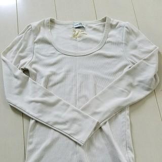 リブカットソー(カットソー(長袖/七分))