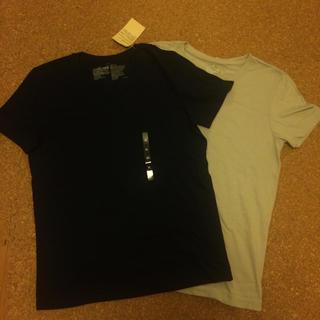 ムジルシリョウヒン(MUJI (無印良品))のさわ様専用無印新品と中古品Tシャツセット(Tシャツ(半袖/袖なし))