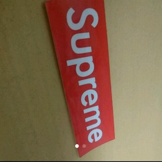 シュプリーム(Supreme)のセール! supremeステッカー 2枚(その他)