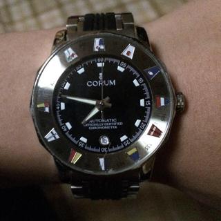 コルム(CORUM)の売り切りたいので希望額コメントでお願いします(腕時計(アナログ))