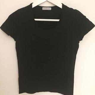 バーニーズニューヨーク(BARNEYS NEW YORK)のVネックTシャツ(Tシャツ(半袖/袖なし))