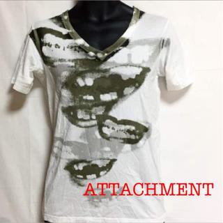 アタッチメント(ATTACHIMENT)のアタッチメント 名古屋店1周年記念限定カットソー(Tシャツ/カットソー(半袖/袖なし))