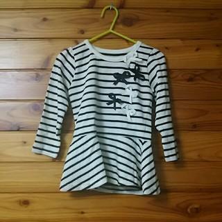 シマムラ(しまむら)の新品 ワンピース 95㎝(Tシャツ/カットソー)