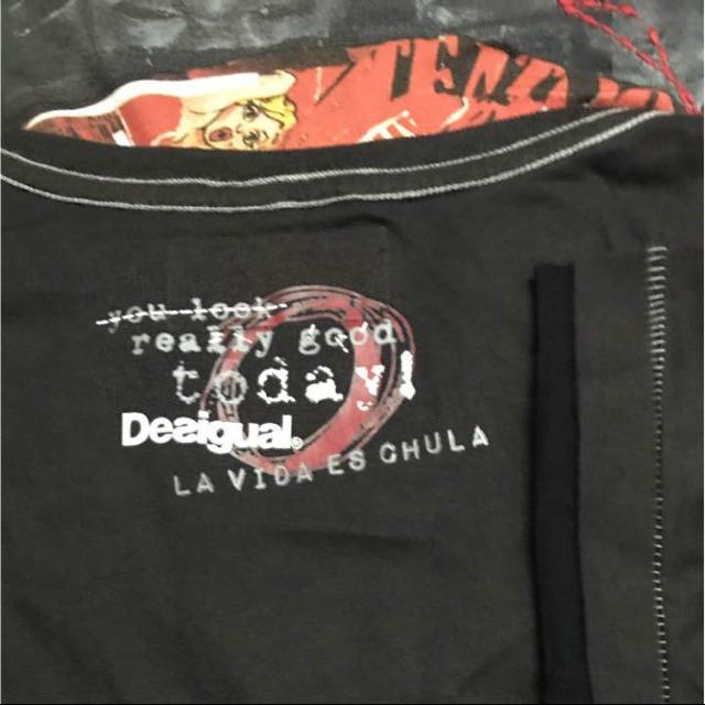 DESIGUAL(デシグアル)のデシグアルのTシャツ メンズのトップス(Tシャツ/カットソー(半袖/袖なし))の商品写真