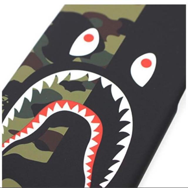 防水 iphone7plus ケース 安い | A BATHING APE - 【売切セール】光る!?iPhone7ケースの通販 by Coco..'s shop|アベイシングエイプならラクマ