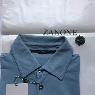 ザノーネ(ZANONE)のZANONE ポロ 46 ザノーネ(ポロシャツ)