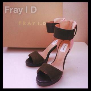 フレイアイディー(FRAY I.D)のFray i.d サンダル 最終値下げ!(サンダル)