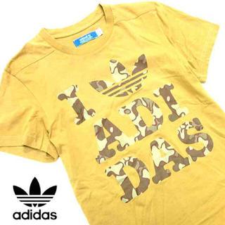 アディダス(adidas)のほぼ未使用!! アディダス オリジナルス 半袖Tシャツ M6(Tシャツ/カットソー(半袖/袖なし))